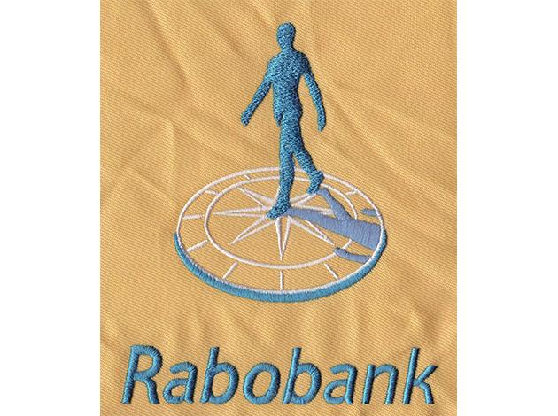 Rabobank - Borduurvoorbeeld
