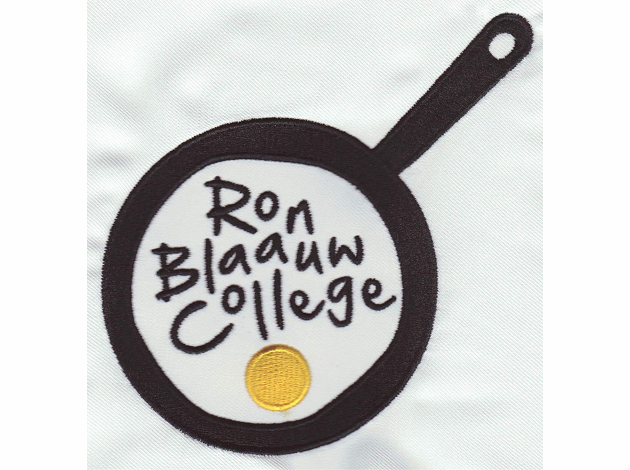 Ron Blaauw College - Borduren